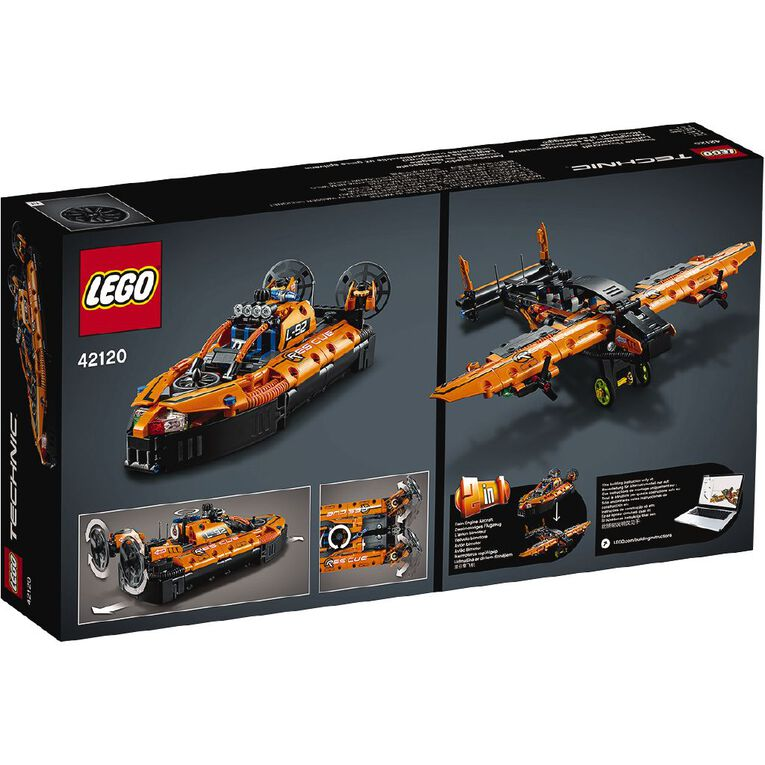 LEGO Technic Rescue Hovercraft 42120, , hi-res image number null