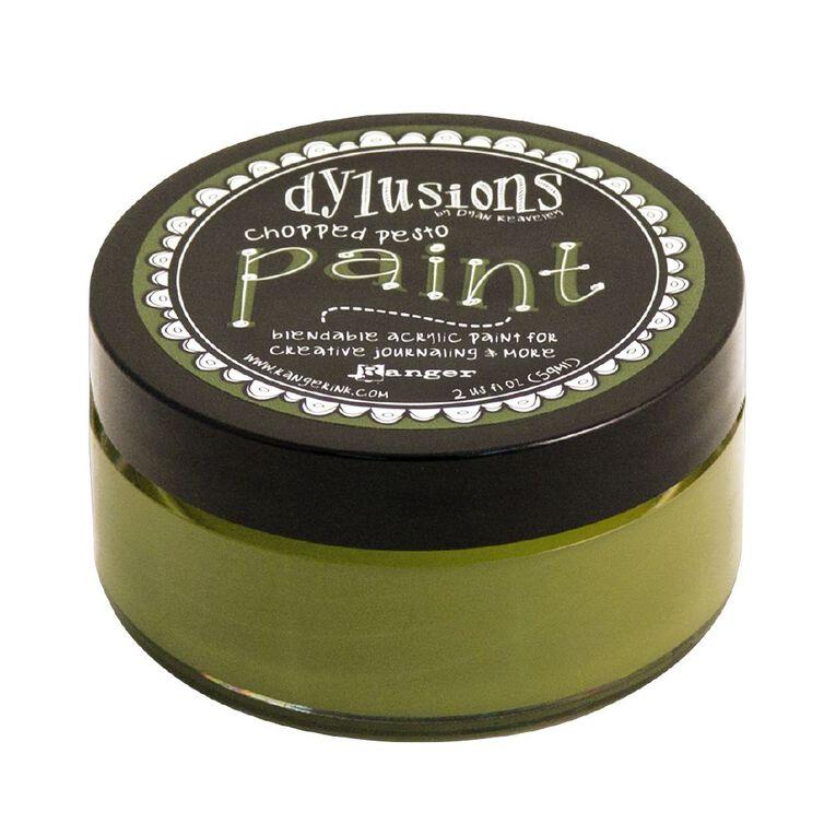 Ranger Dylusions Paint Chopped Pesto, , hi-res