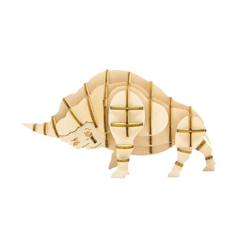 Incredibuilds Fantastic Beasts Erumpent 3D Wooden Model, , hi-res