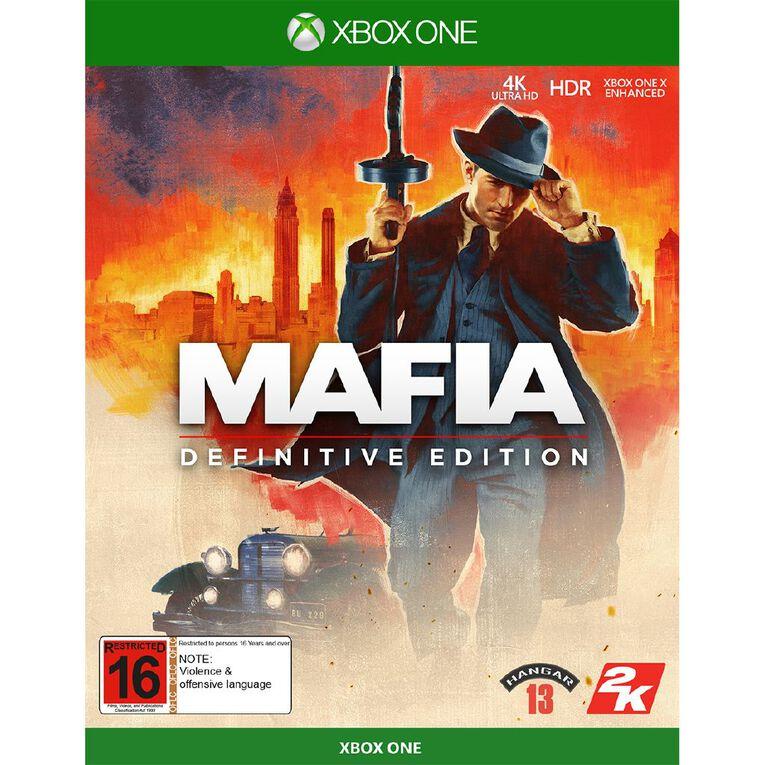 XboxOne Mafia Remake, , hi-res