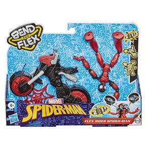 Marvel Spider-Man Bend and Flex Vehicle Assorted