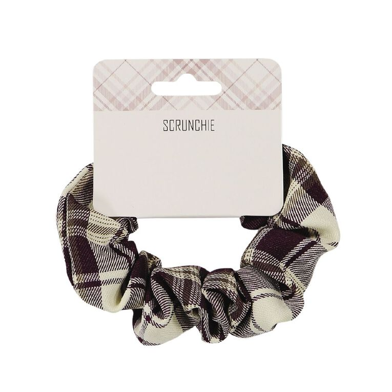 Scrunchie Purple, , hi-res
