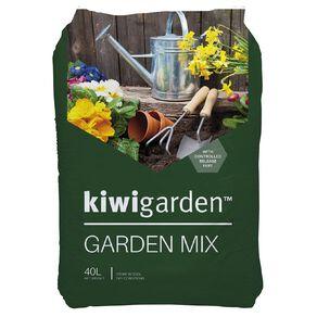 Kiwi Garden Garden Mix 40L