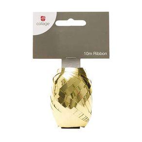 John Sands Ribbon Cop Metallic Gold