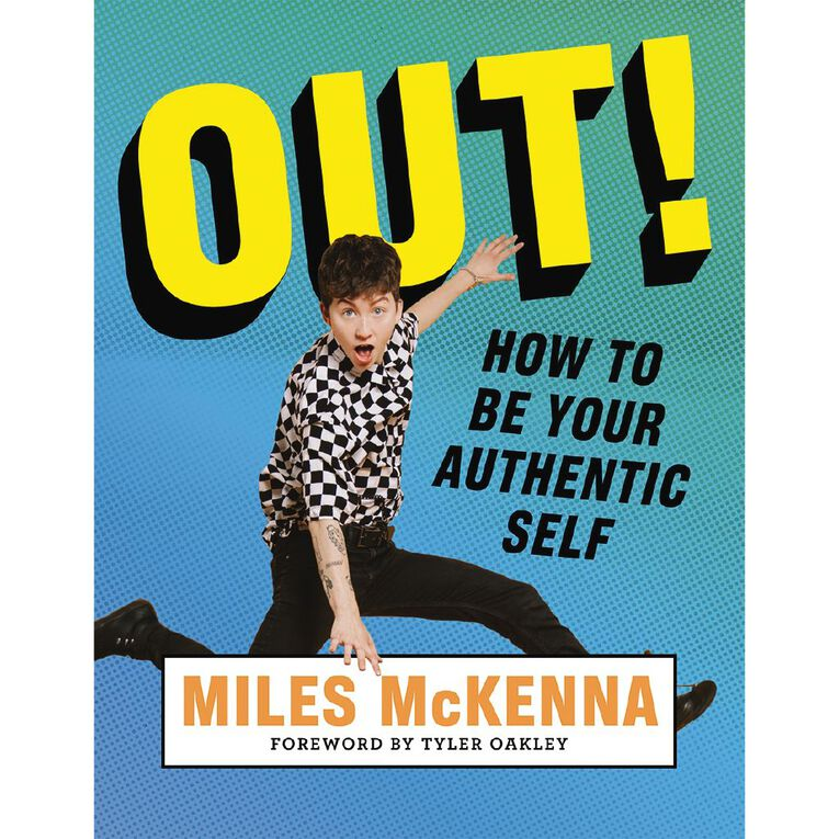 Out! by Miles McKenna, , hi-res image number null