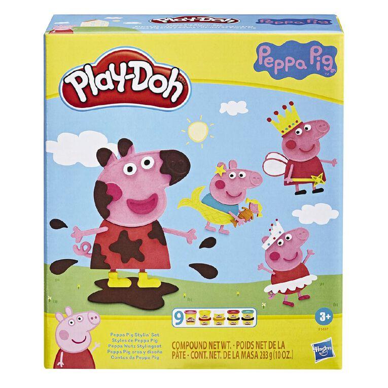 Play-Doh Peppa Pig Stylin Set, , hi-res