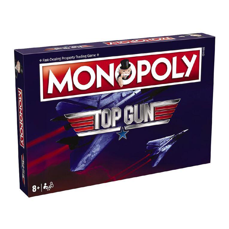 Monopoly Top Gun, , hi-res