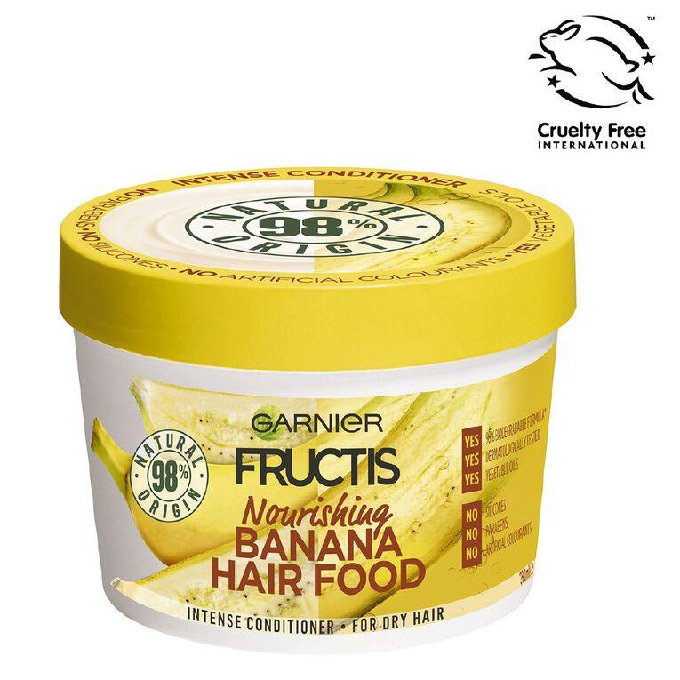 Garnier Fructis Hair Food Banana 390ml, , hi-res