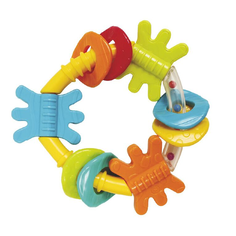 Playgo Spinning Triangle Rattle, , hi-res image number null