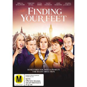 Finding Your Feet DVD 1Disc