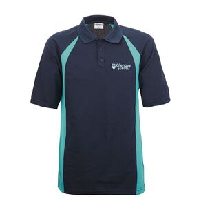 Schooltex Glenavy Short Sleeve Polo with Embroidery