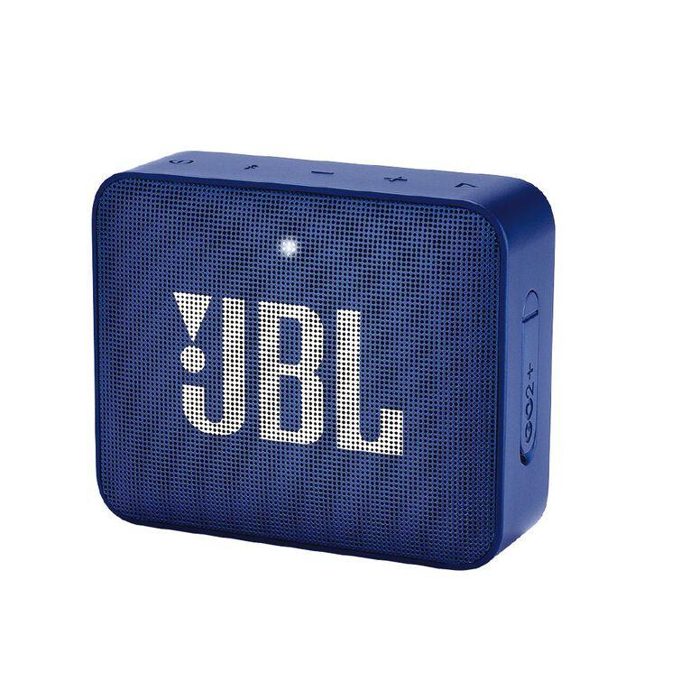 JBL GO 2 Plus Blue, , hi-res
