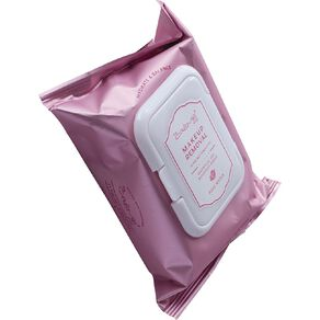 The Creme Shop Rose Water Towelettes 30 Pack