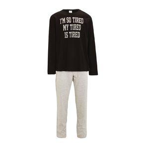 H&H Men's Knit Pyjama Set