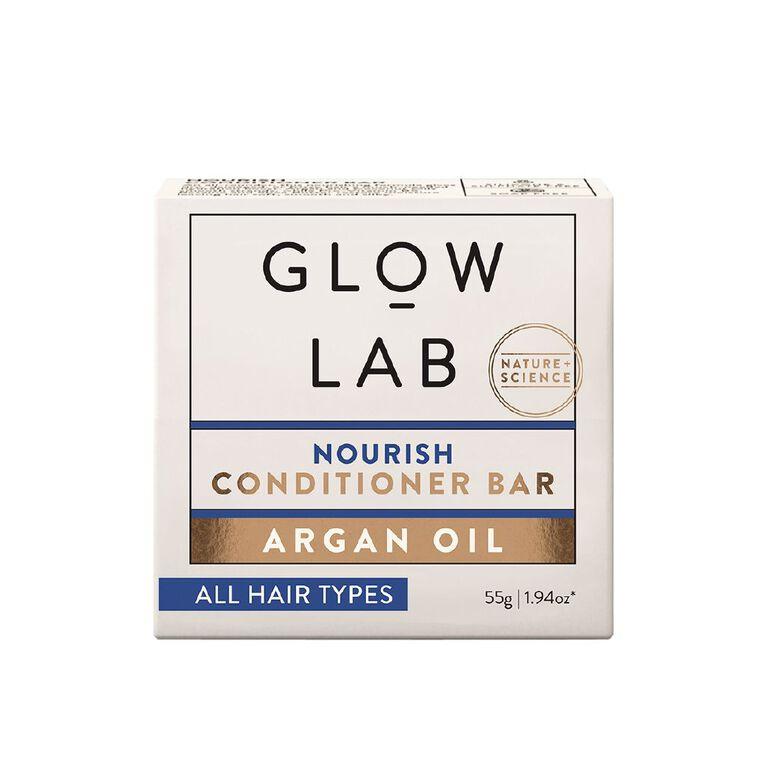 Glow Lab Hair Bar Conditioner Nourish 55g, , hi-res