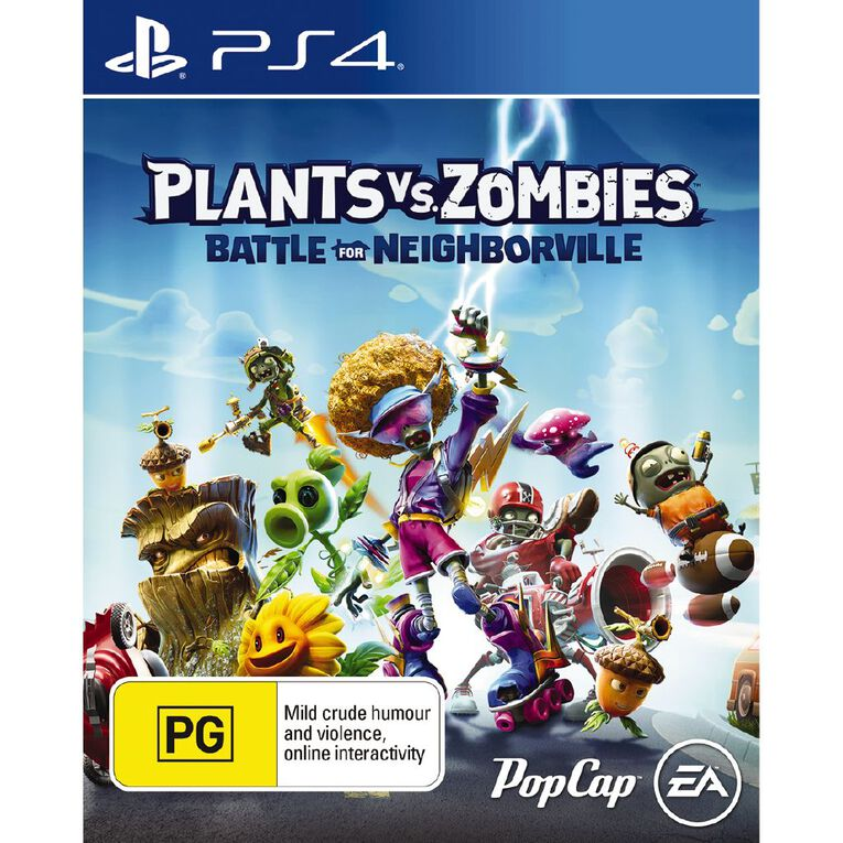 PS4 Plants Vs Zombies Battle For Neighborville, , hi-res
