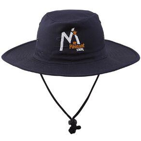 Schooltex Mt Pleasant School Aussie Hat
