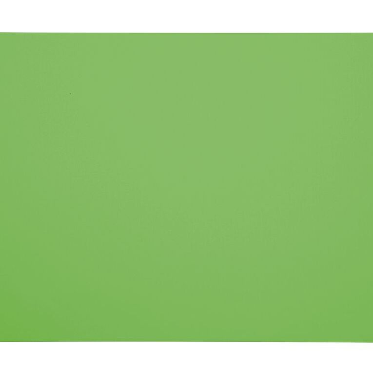 DAS Fluoro Card 230gsm 500 x 650mm Green, , hi-res