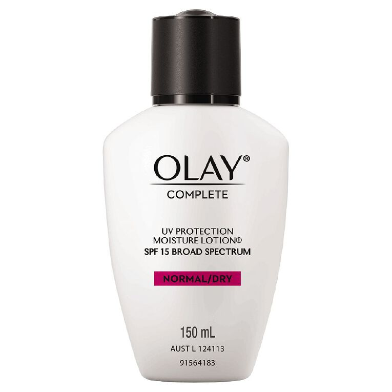 Olay Complete UV Lotion Normal/Dry 150ml, , hi-res