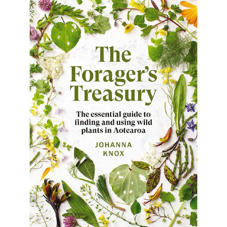 The Forager's Treasury by Johanna Knox, , hi-res