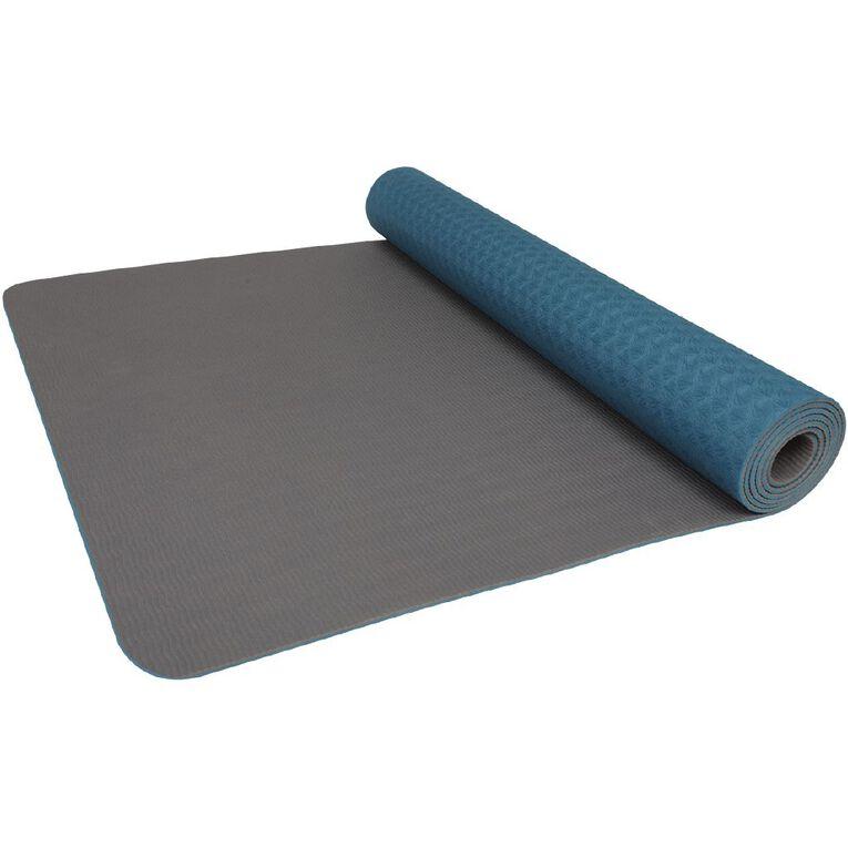 Active Intent Fitness Yoga Mat Non Slip, , hi-res