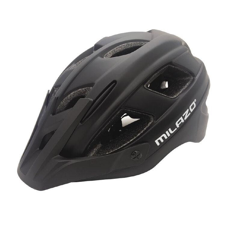 Milazo Champion Helmet Black 55-58cm, , hi-res