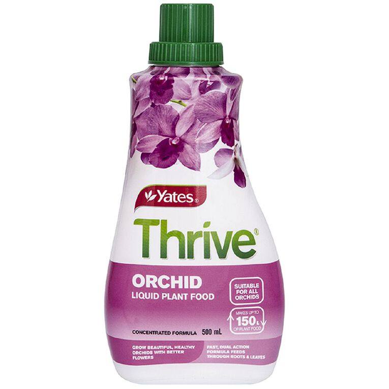 Yates Thrive Orchid Liquid Concentrate 500ml, , hi-res
