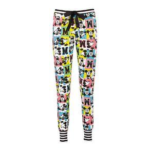 Mickey Mouse Disney Women's Stretch Pants