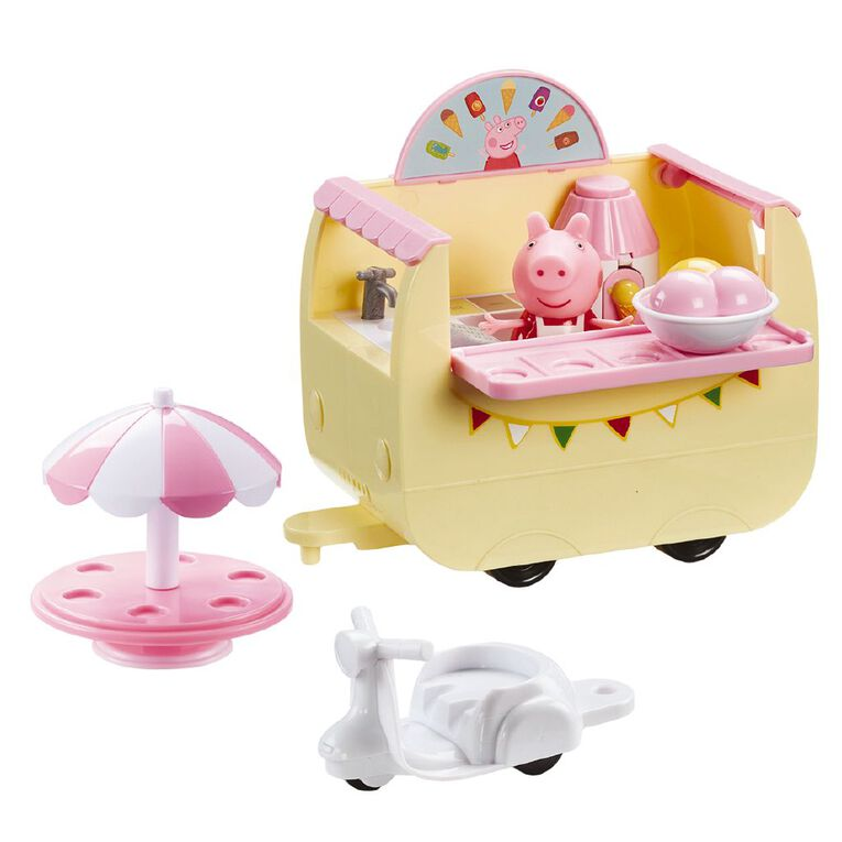 Peppa Pig Ice Cream Van, , hi-res
