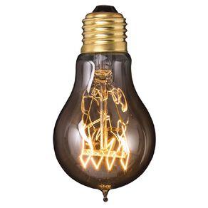 Living & Co Vintage E27 Light Bulb A60 40w