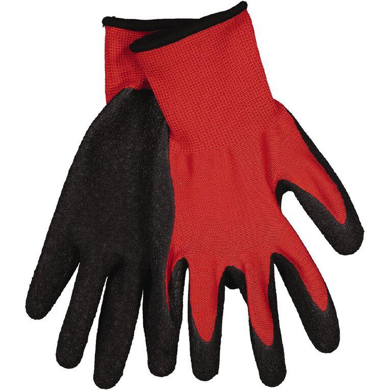 Kiwi Garden Textured Latex Rubber Gloves L-XL, , hi-res