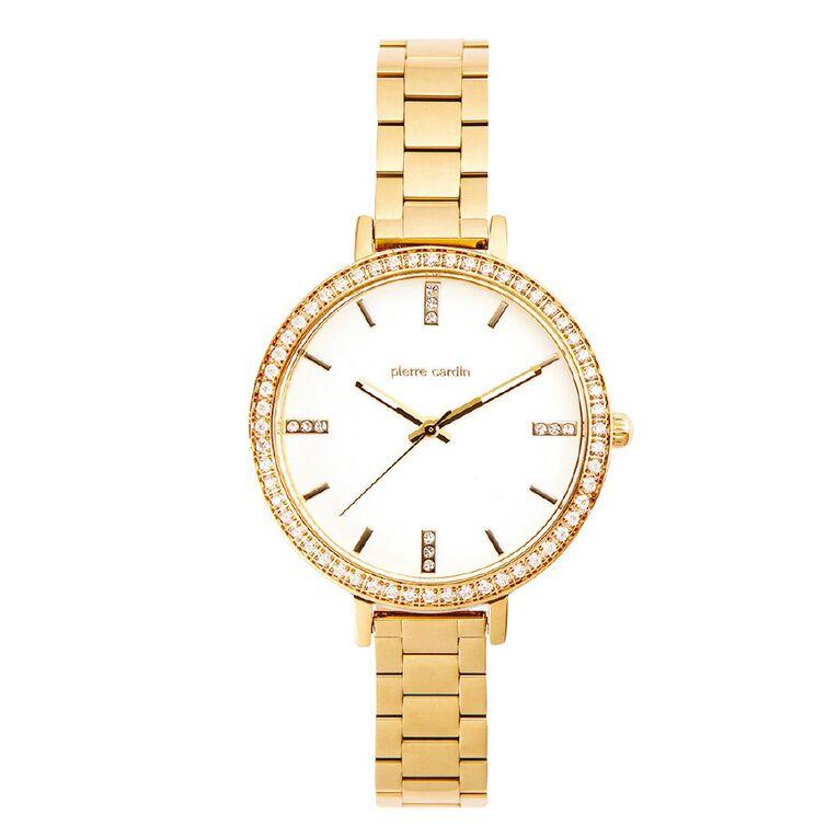 Pierre Cardin Ladies' Watch Gold 5772, , hi-res image number null