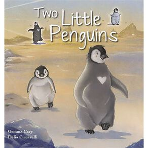 Two Little Penguins PB Storybook