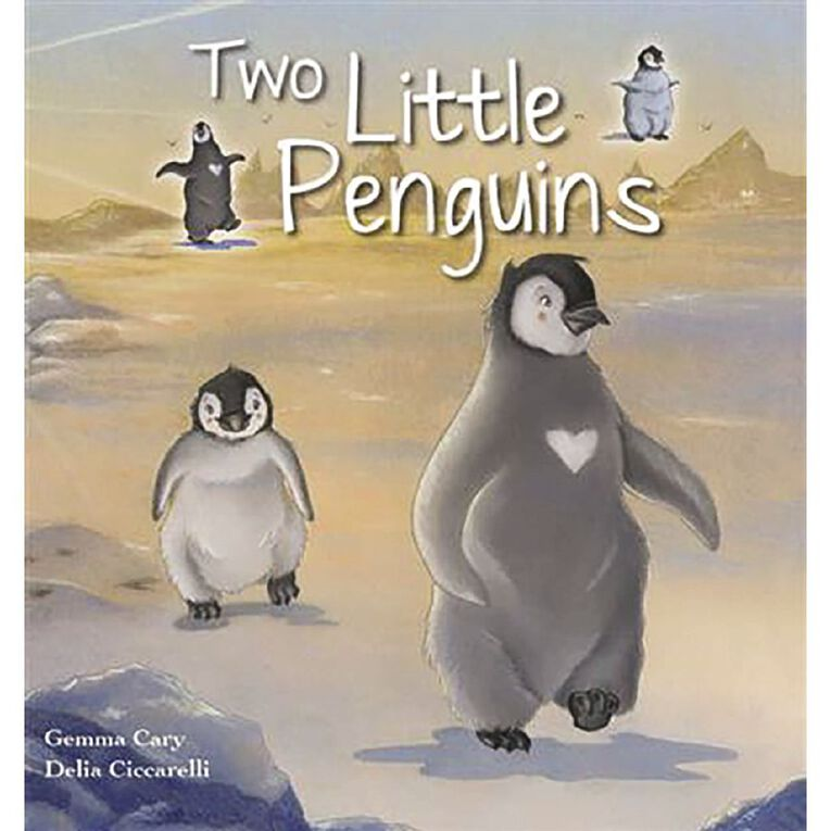 Two Little Penguins PB Storybook, , hi-res