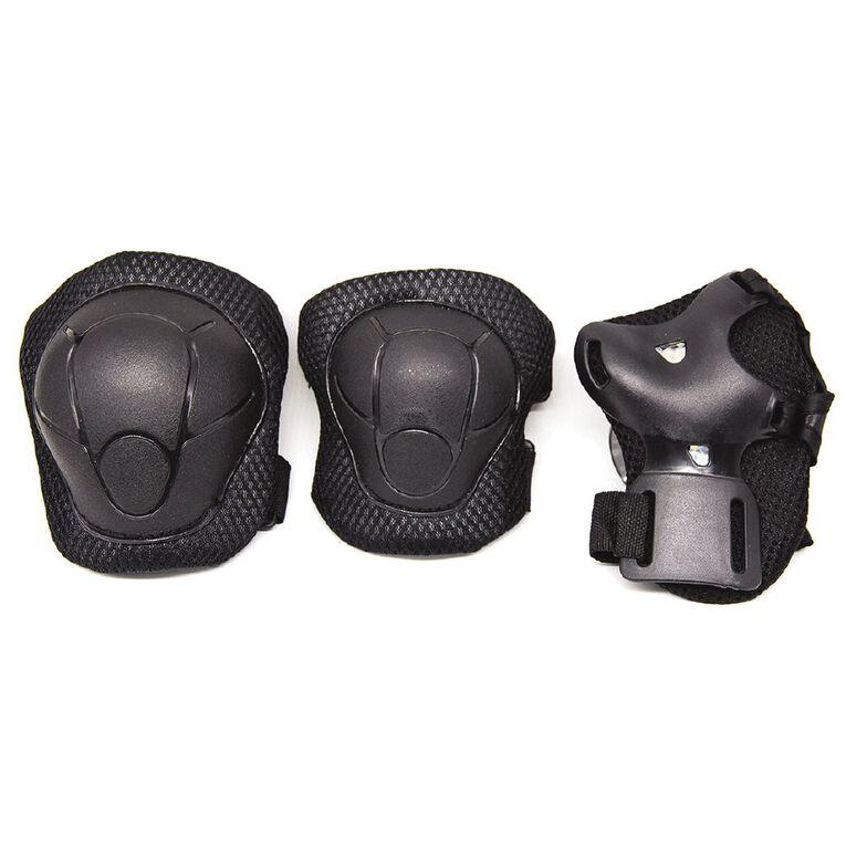 Milazo Protective Gear Black Large, Black, hi-res image number null