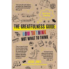 The Greatfulness Guide by Jacqui Jones