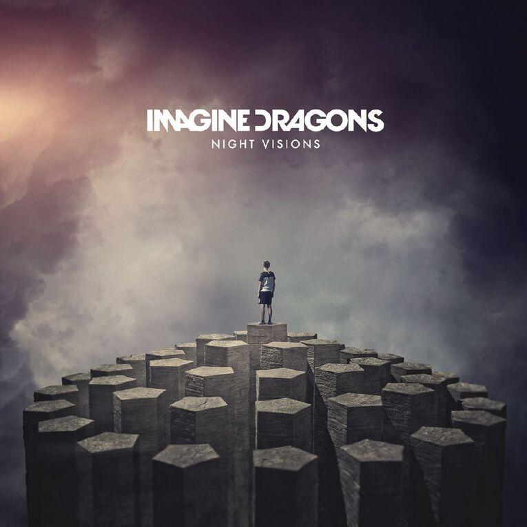 Night Visions Vinyl by Imagine Dragons 1Record, , hi-res