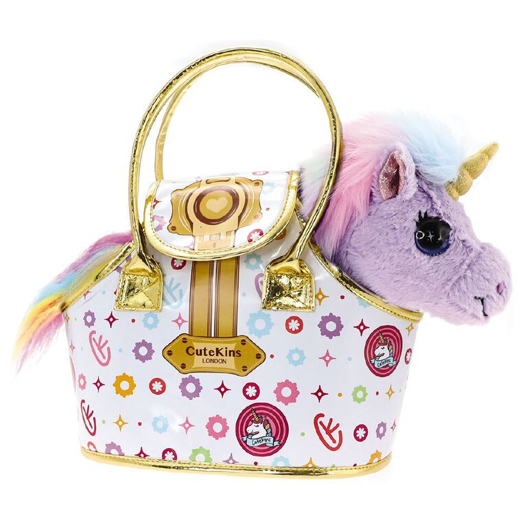Cutekins with Carry Case Assorted, , hi-res