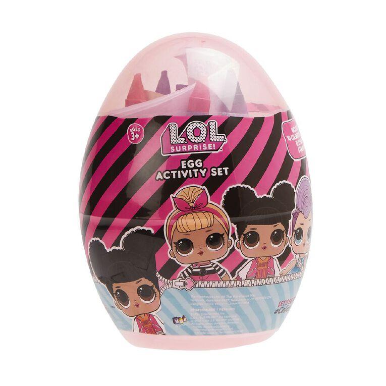 LOL Surprise Activity Egg Large, , hi-res