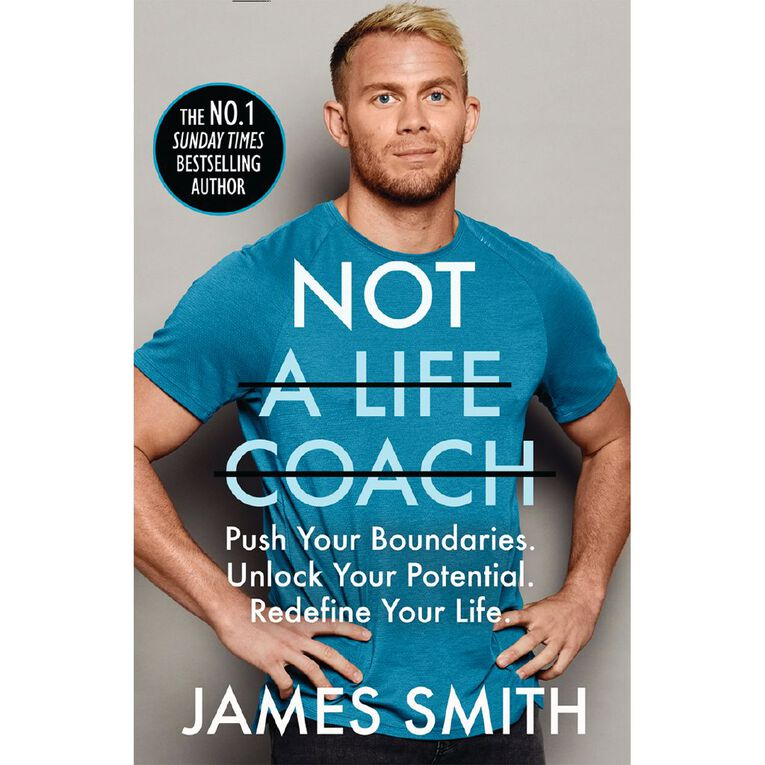 Not a Life Coach by James Smith N/A, , hi-res