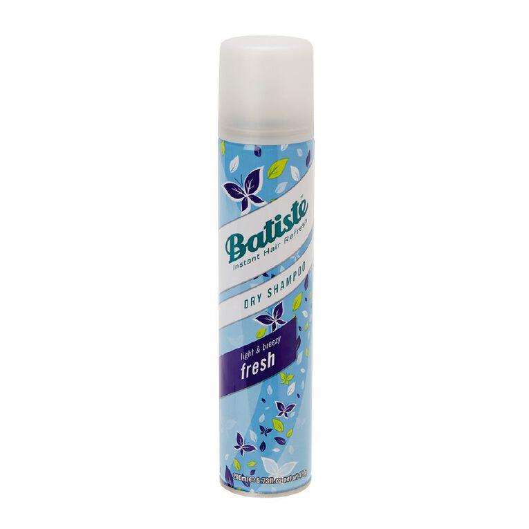 Batiste Dry Shampoo Fresh 200ml, , hi-res