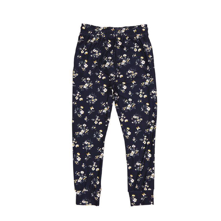 Young Original Soft Touch Harem Pants, Blue Dark, hi-res