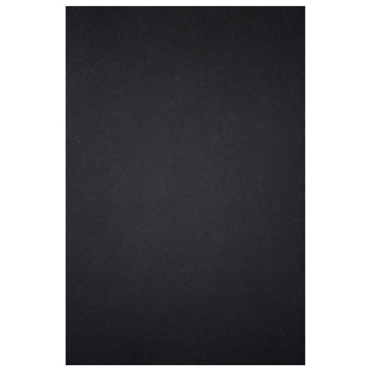 Kaskad Specialty Board 225gsm Raven Black A3, , hi-res
