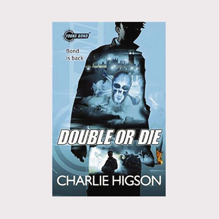 Young Bond #3 Double or Die by Charlie Higson, , hi-res image number null