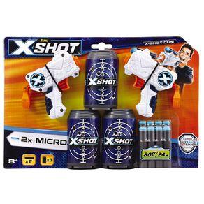 Zuru X-Shot Excel Double Micro Dart Blaster