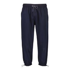 Active Intent Men's 7/8th Panelled Pants