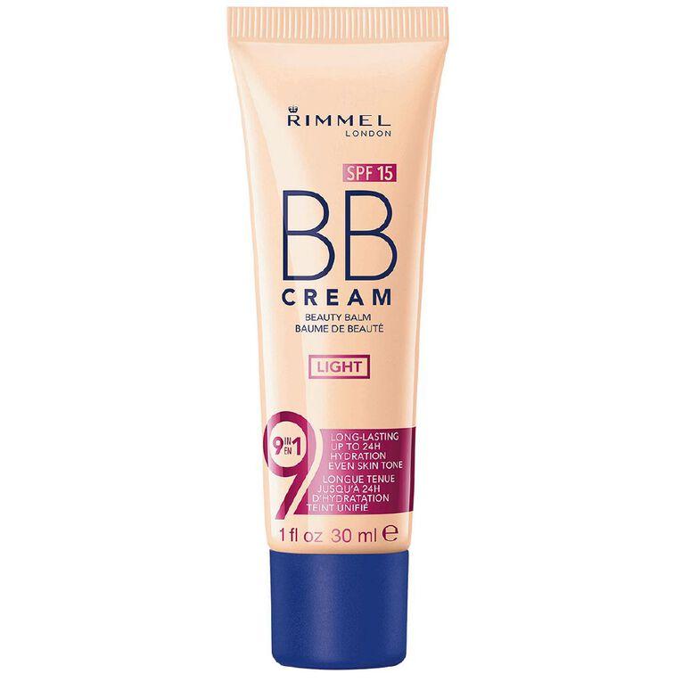 Rimmel BB Cream Light, , hi-res