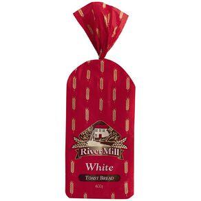 Rivermill White Toast 600g