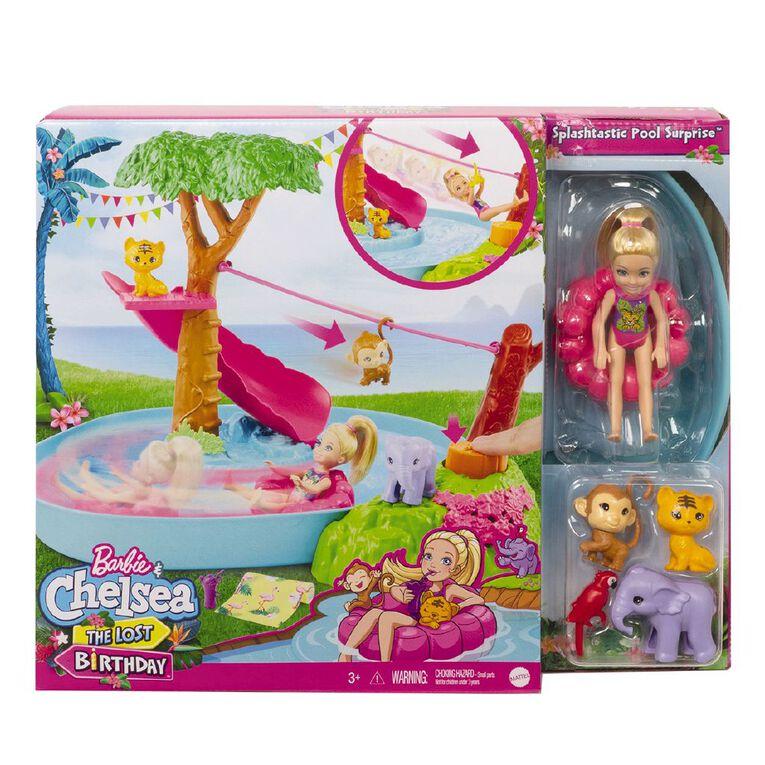 Barbie CHELSEA JUNGLE RIVER, , hi-res