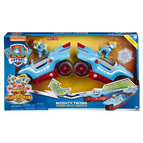 Paw Patrol Mighty Twins 2 In 1 Vehicle
